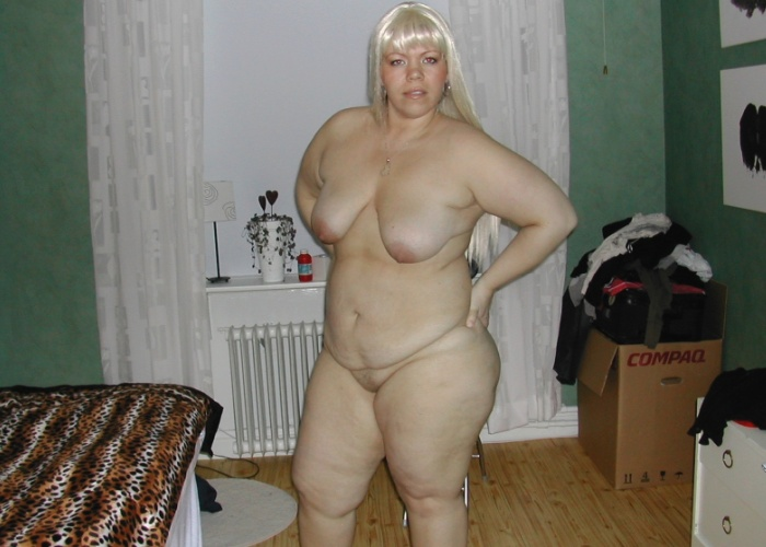 Nude Fat Mature Housewife